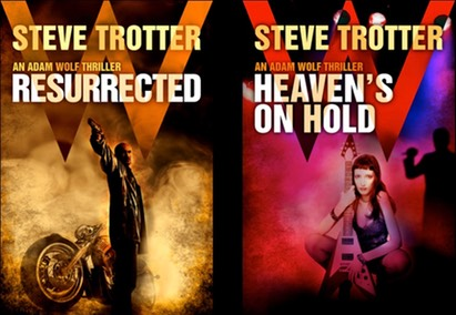 Steve Trotter Resurrected Heaven's On Hold